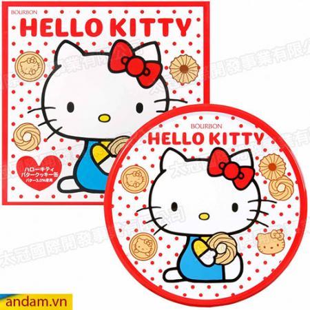 Bánh quy Hello Kitty màu đỏ