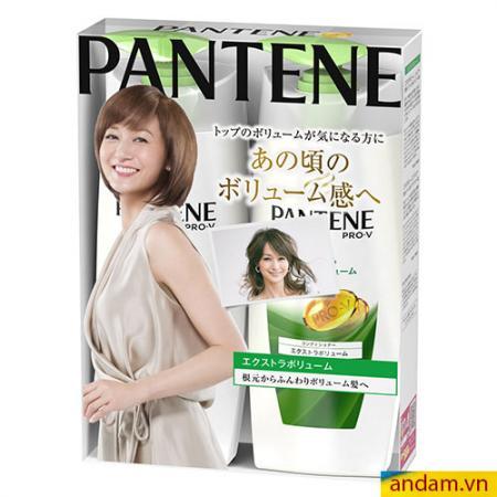 Bộ dầu gội xả Pantene Nhật Bản