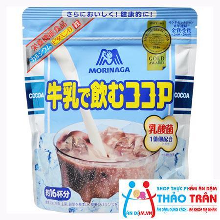 Bột cacao Morinaga