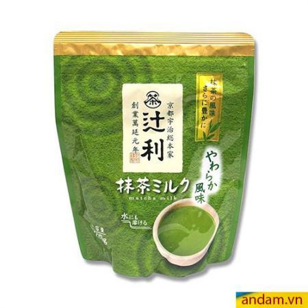Bột trà xanh Matcha Milk 200g
