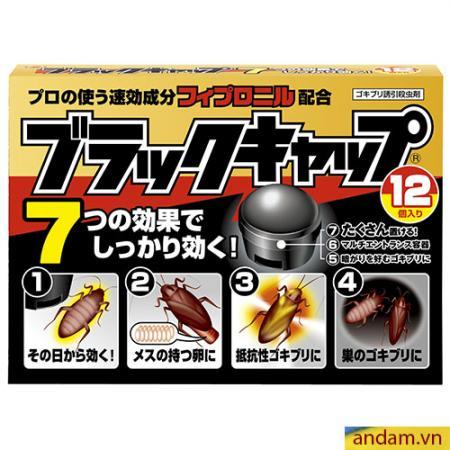 Diệt gián Nhật 12 viên