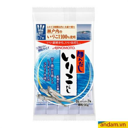 Hạt nêm cá cơm Ajinomoto