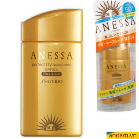 Kem chống nắng Anessa Shiseido SPF50 PA++++