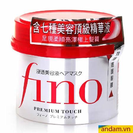 Kem ủ & hấp tóc Fino của Shiseido 230g