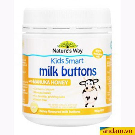 Kẹo sữa bò Úc vị mật ong cho bé từ 3 tuổi