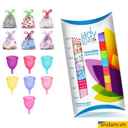 LadyCup băng vệ sinh cho phụ nữ hiện đại