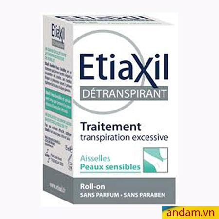 Lăn khử mùi Etiaxil đặc trị hôi nách cho da nhạy cảm