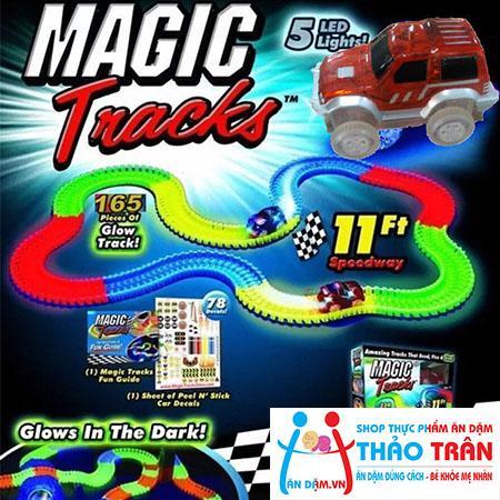 Magic-Tracks Đường ray ma thuật