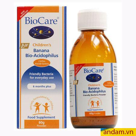 Men vi sinh Biocare Anh