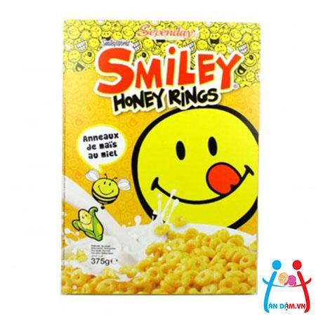 Ngũ cốc ăn sáng Pháp vị mật ong