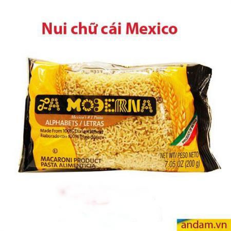 Nui chữ cái Mexico