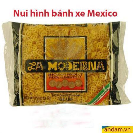 Nui hình bánh xe Mexico