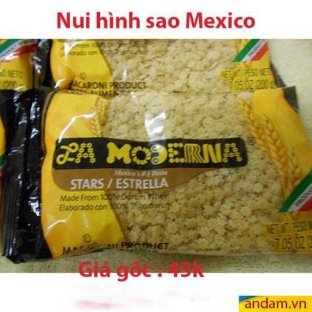 Nui hình sao Mexico