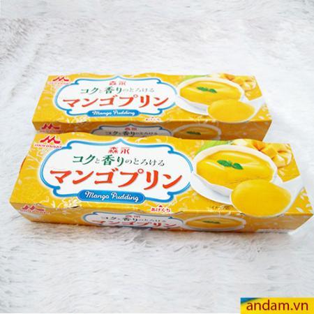Pudding vị xoài Morinaga