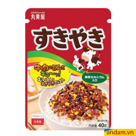 Rắc cơm 40g vị thịt bò