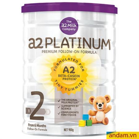 Sữa A2 Platinum số 2