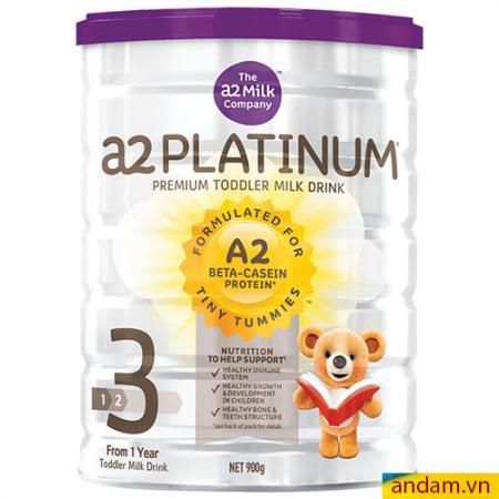 Sữa A2 Platinum số 3