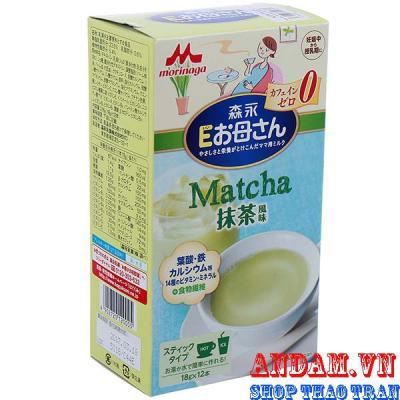 Sữa bầu Morinaga Matcha