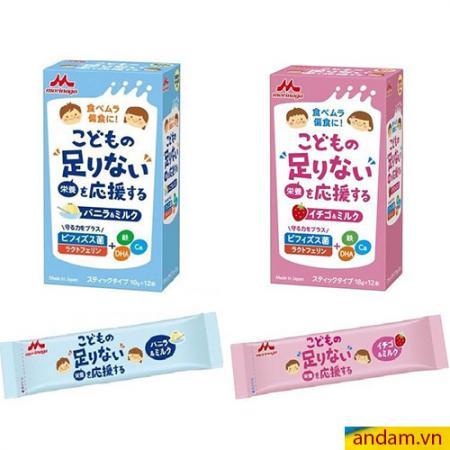 Sữa cân bằng dinh dưỡng Morinaga cho bé trên 3 tuổi