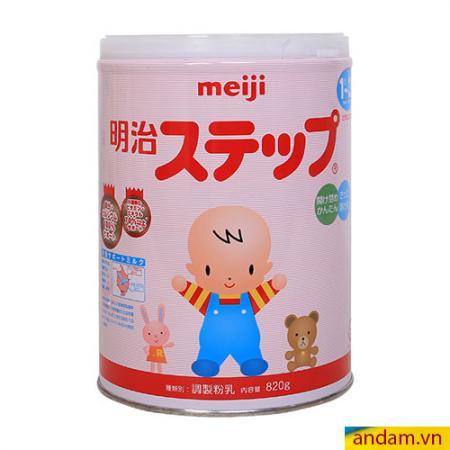 Sữa hộp Meiji 1-3