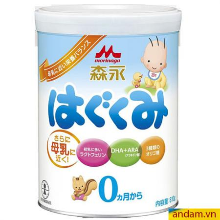 Sữa Morinaga số 0 - 810g