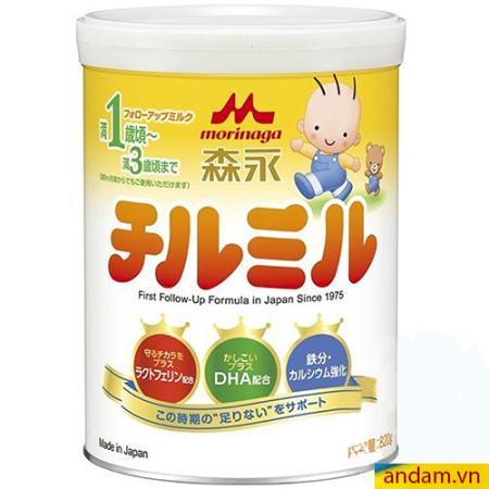 Sữa Morinaga số 9 - 820g