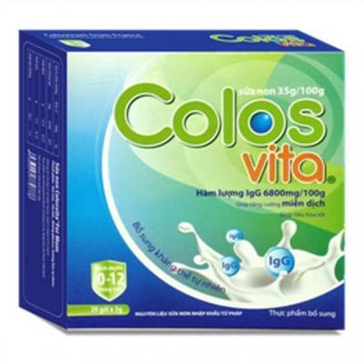 Sữa non Colosvita dành cho trẻ từ 0 -12 tháng