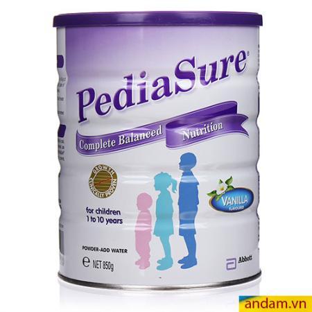 Sữa Pediasure Úc hộp 850g