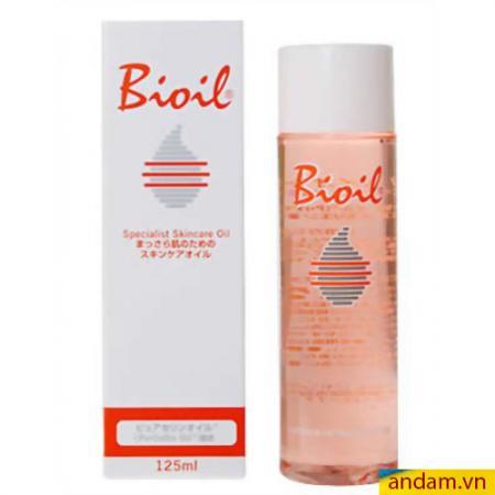 Tinh dầu Bio Oil làm mờ sẹo, thâm nám, vết rạn da