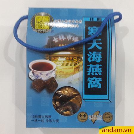 Trà yến Đài Loan dạng viên nén
