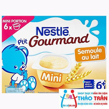 Váng sữa Nestle vị lúa mạch