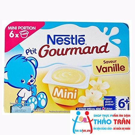 Váng sữa Nestle vị vani
