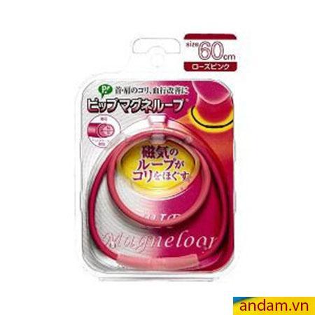 Vòng đeo huyết áp Nhật Bản 60cm màu hồng