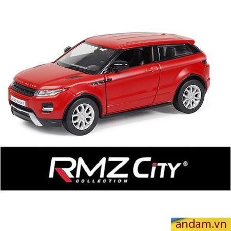 Xe trớn RMZ City màu đỏ