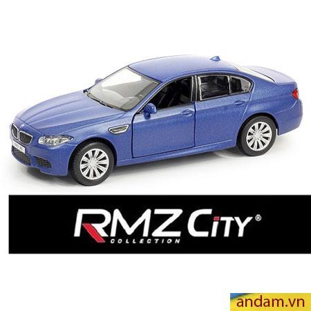 Xe trớn RMZ City màu xanh dương