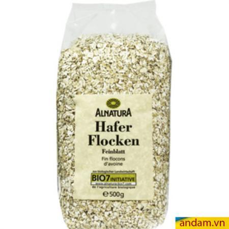 Yến mạch cán nhuyễn Hafer Flocken 500gr